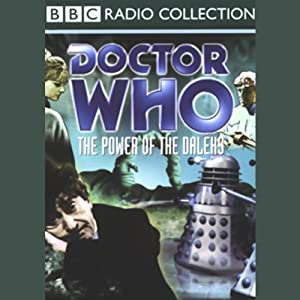 Doctor Who: The Power of the Daleks Radio/TV Program