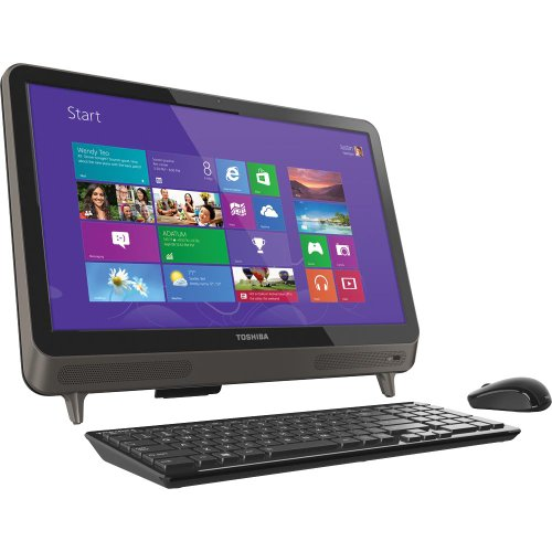 Toshiba LX835-D3340 23.0-Inch All-in-One Desktop