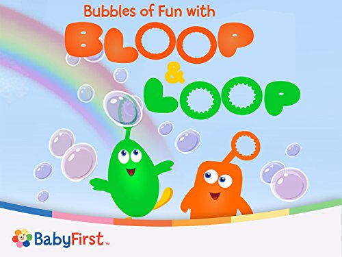 Bubbles Of Fun With Bloop And Loop Series - Season 1