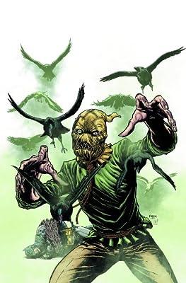 Detective Comics #23.3 Scarecrow (3D Cover)