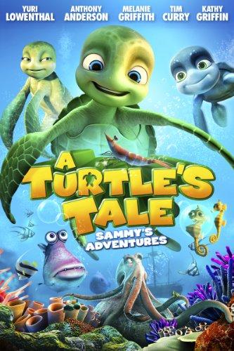 Amazon Com A Turtle S Tale Sammy S Adventures Anthony Anderson Ed Begley Jr Pat Carrol