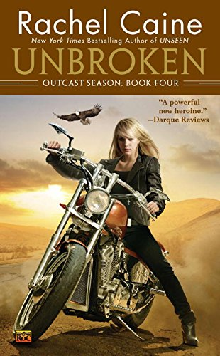 Image of Unbroken (Outcast Season, Book 4)