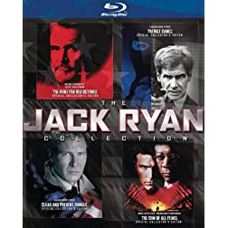 Jack Ryan Collection [Blu-ray]