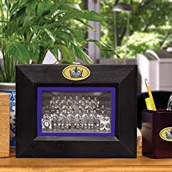Los Angeles Kings Memory Company Landscape Picture Frame NHL Hockey Fan Shop Sports Team Merchandise
