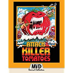 Attack of the Killer Tomatoes [Blu-ray]