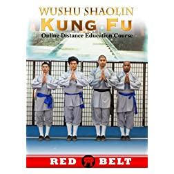 Wushu Shaolin Kung Fu : Red Belt