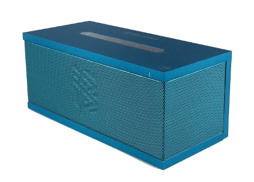 Logiix Blue Piston Chamber Wireless Bluetooth Speaker With Nfc