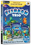 Triple Play Collection: Fishdom Trio PC CD Computer Game