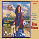 Honor's Quest: Rocky Mountain Legacy #3