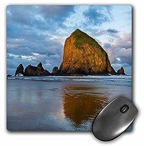 3dRose Danita Delimont California California Santa Barbara Sunset On The Beach US05 BJA0386 Jaynes Gallery