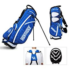 Brand New Kentucky Wildcats NCAA Stand Bag - 14 way by Things for You