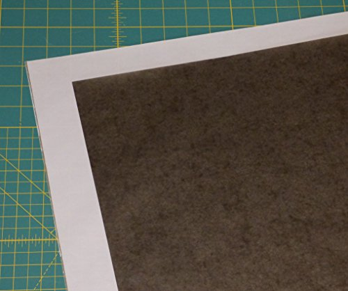 "Sewing Carbon Tracing Paper by CRE, Transfer Patterns to Fabric - 2 Large 18""x26"" Sheets"