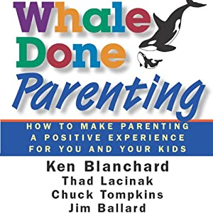 Whale Done Parenting Audiobook
