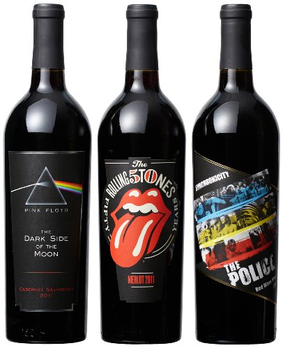 Wines That Rock Collector'S Edition Mixed Pack, 3 X 750 Ml