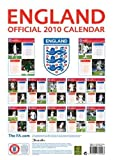 Official England Football 2010 Calendar (Calendar 2010)