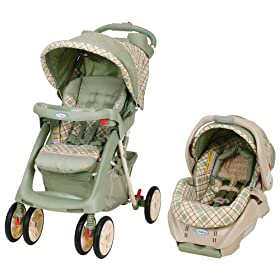 Graco Passage Travel System