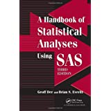 A Handbook of Statistical Analyses using SAS, Third Editionby Geoff Der