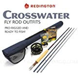 Redington Crosswater 586-4 Fly Rod Outfit (8'6