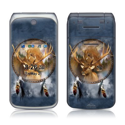 518dmr 0 %2BL Elk Spirit Shield Design Protective Skin Decal Sticker Cover for LG Wine II UN430 Cell Phone Reviews