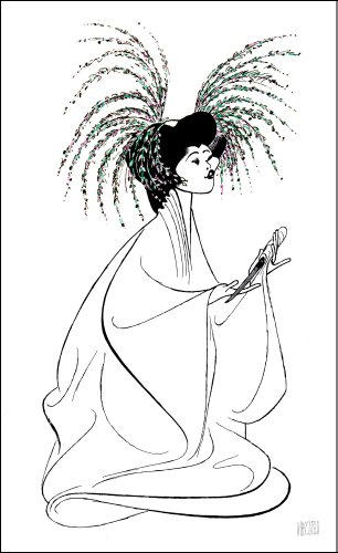 Hand Signed Al Hirschfeld, B.D. Wong In M. Butterfly , Limited-Edition Lithograph