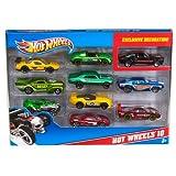 Hot Wheels 10 Car Pack (Styles May Vary) ~ Hot Wheels
