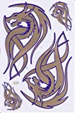 DRAGON Decal Sticker Tuning Racing Sheet Size: 27 x 18 cm for Car or Motorbike