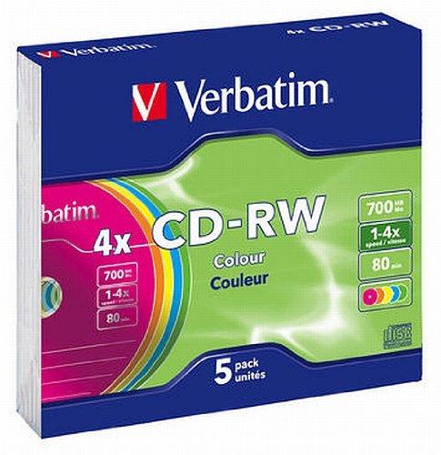 Verbatim CD-RW 700 Mo