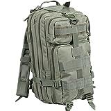 Level III Lv3 Molle Medium Assault Transport Pack Backpack--Foliage Green