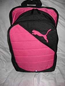 Puma Chemistry Backpack 18' Pink/black School Sports Backpack