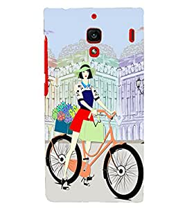 PRINTSHOPPII GIRL Back Case Cover for Xiaomi Redmi 1S::Xiaomi Redmi (1st Gen)