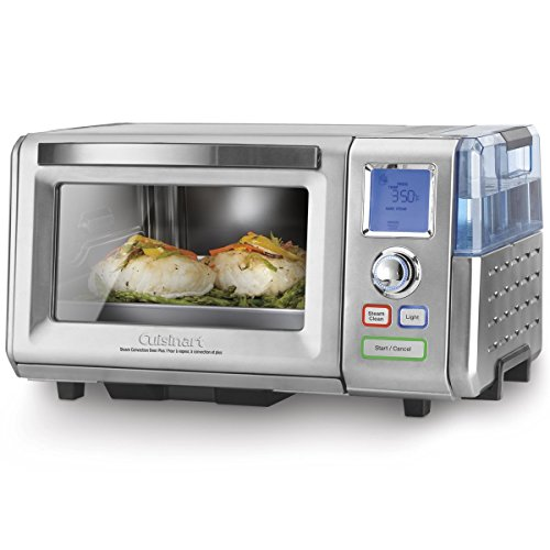 Cuisinart CSO-300N Convection Steam Oven, Stainless Steel (Convection Oven Cuisinart compare prices)