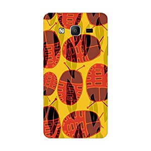 Garmor Designer Silicone Back Cover For Samsung Galaxy On5