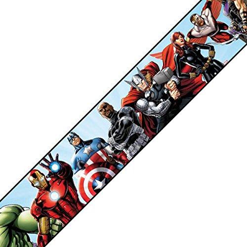 Fancy  Disney Kids II Avengers Border