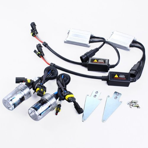 Factorykiss 35W HID Xenon Kit H7 8000K Car Headlight Silm Ballast