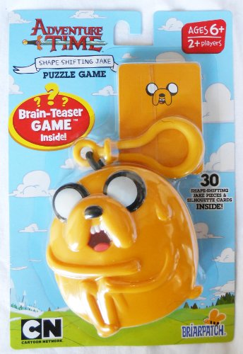 Adventure Time Travel Game Shape-shifting Jake Puzzle Game - 1