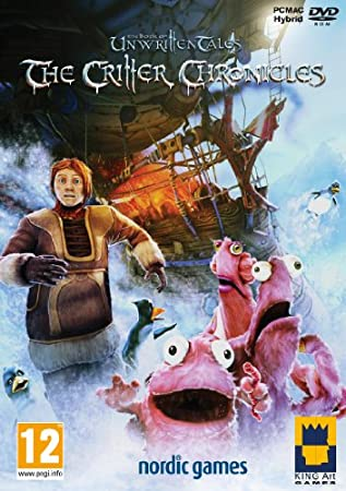 Book of Unwritten Tales: Critter Chronicles (Mac/PC DVD)