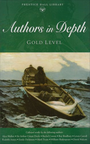 Authors in Depth/Gold Level