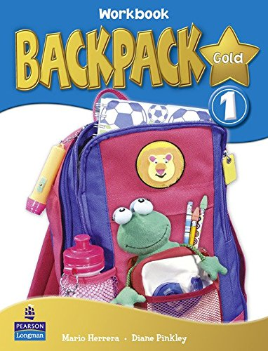 Backpack Gold 1 Workbook, CD and Content Reader Pack Spain