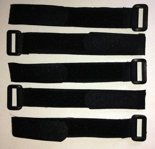 lot-de-5-noir-avec-crochet-et-boucle-attache-cable-en-reutilisables-sangles-25-cm-x-30-cm-5-pcs-noir