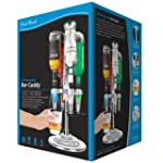 Jeray FTA1815 LED Bar Caddy Cocktail...