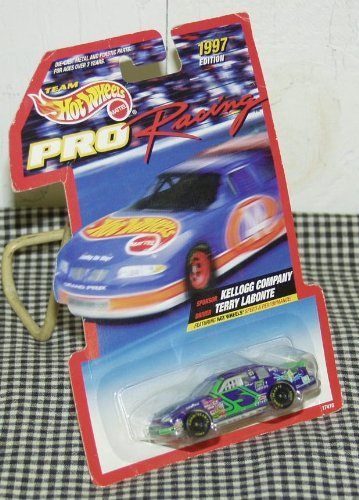 #5 1997 Terry Labonte Kellogg Car - 1
