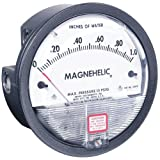 Dwyer® Magnehelic® Differential Pressure Gage, 2025, Range: 0-25