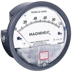 0-2.0 Magnehelic Diff. Pressure Gauge