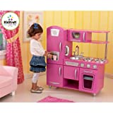 KidKraft Vintage Kitchen-Bubblegum