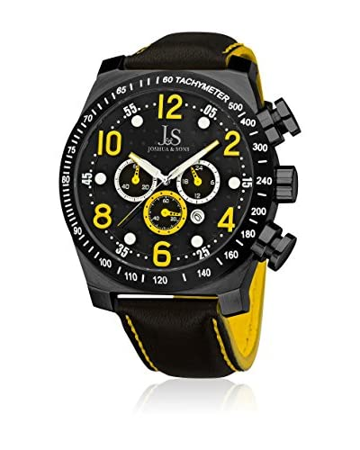 Joshua & Sons Reloj de cuarzo Man JS-14-YL 52 mm