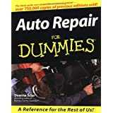 Auto Repair For Dummiesby Deanna Sclar