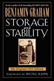 Storage and Stability: The Original 1937 Edition (007162631X) by Graham, Benjamin