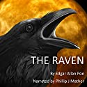 The Raven Audiobook by Edgar Allan Poe Narrated by Phillip J Mather