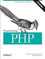 Programming PHP, 3rd Edition Front Cover