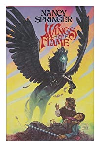 Wings of Flame by Nancy Springer